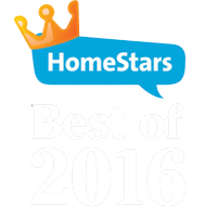 Amazing Grace Movers won HomeStars' Best of 2016 Award for moving companies in Calgary Alberta
